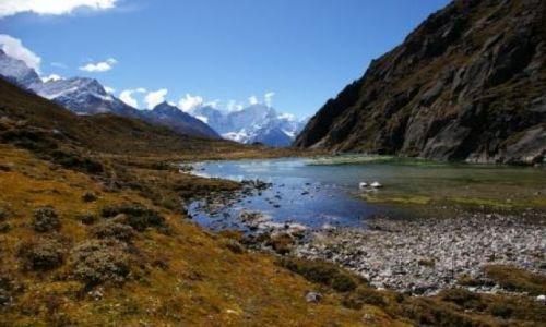 Zdjecie NEPAL / - / Gokyo / W drodze do Gokyo