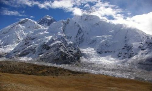 Zdjecie NEPAL / - / Kala Pattar / Najwyzsza góra swiata