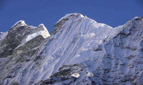 Zdjecie NEPAL / HImalaje / Dolina Langtang / Kimshung - 6745