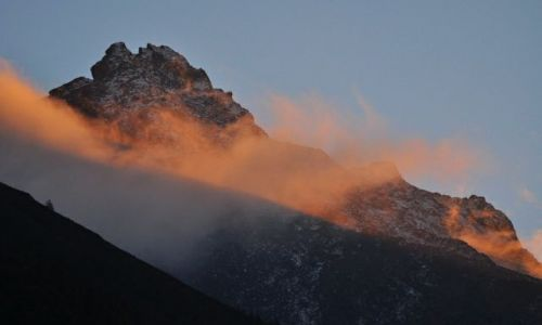 Zdjęcie NEPAL / Langtang / Langtang / _