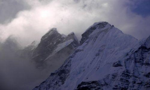 Zdjecie NEPAL / Himalaje / Dolina Langtang / Kimshung - 6745 m.n.p.m.
