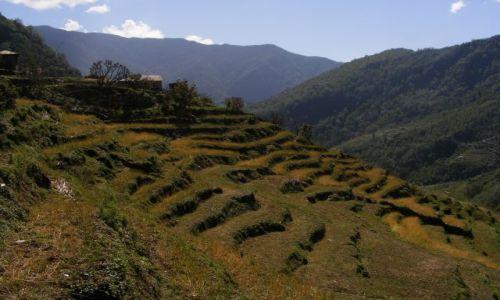 Zdjecie NEPAL / Annapurna / w kierunku Annapurny z Pokhary / Nepal