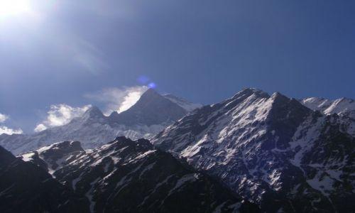Zdjecie NEPAL / Masyw Annapurny / Masyw Annapurny / Nepal