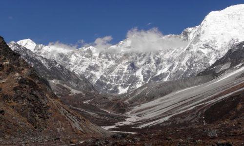 Zdjecie NEPAL / Himalaje / Dolina Langtang / Langshisha Kharka