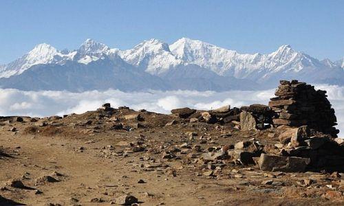 Zdjecie NEPAL / Langtang / Laurebina / Ganesh Himalaya