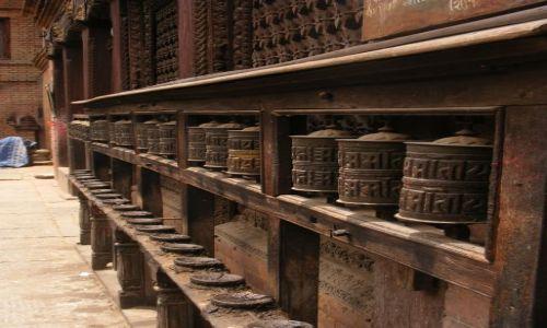Zdjęcie NEPAL / Dolina Katmandu / Bhaktapur / Bhaktapur