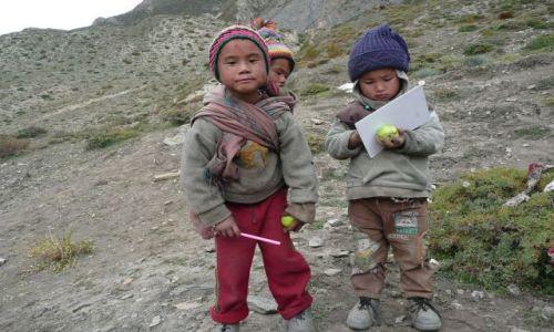 Zdjecie NEPAL / Nepal / - / konkurs/nepalskie dzieci