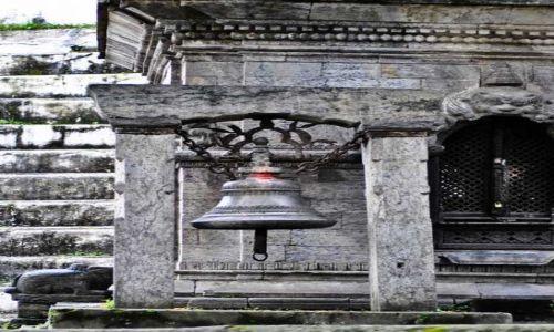 Zdjecie NEPAL / - / Katmandu / Bell