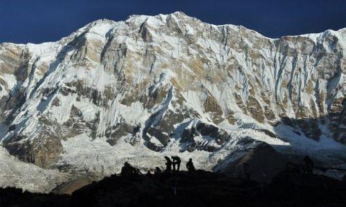 Zdjęcie NEPAL / Kaski / Annapurna Base Camp / Annapurna I (8091m)