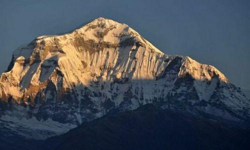 Zdjęcie NEPAL / Kaski / Poon Hill / Dhaulaghiri 8164m