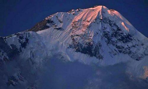 Zdjecie NEPAL / Kaski / Tadapani / Annapurna South 7219m