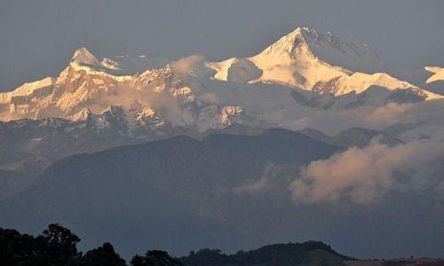 NEPAL / Kaski / Pokhara / Annapurna II i IV
