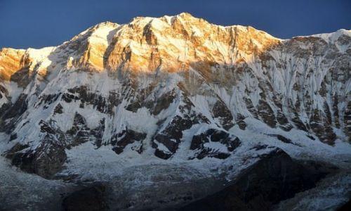 Zdjęcie NEPAL / Kaski / ABC / Annapurna I 8091m