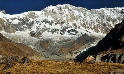 Zdjęcie NEPAL / Kaski / ABC / Annapurna I