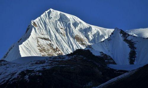 NEPAL / Annapurna Base Camp / Annapurna Base Camp / Singu Chuli  (Fluted Peak)