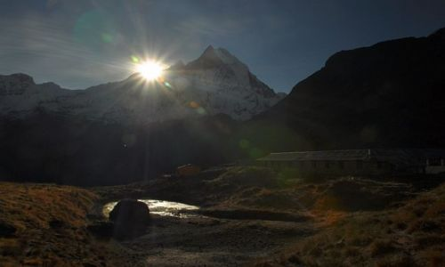 Zdjecie NEPAL / Annapurna  / 4130m / Annapurna Base Camp