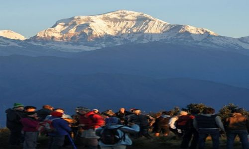 Zdjecie NEPAL / Annapurna / PoonHill / Poon Hill