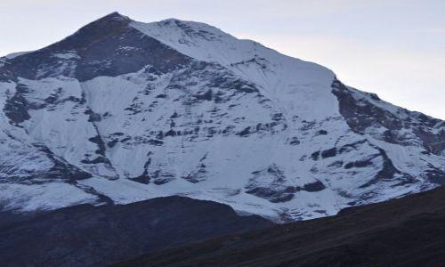 Zdjęcie NEPAL / Annapurna Base camp / ABC / Machhapuchhre 6993m