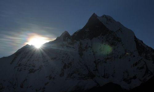 Zdjęcie NEPAL / Annapurna / Annapurna Base Camp / Machhapuchhre 6993m