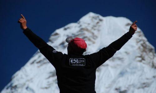 Zdjecie NEPAL / Himalaje  / Baza pod Ama Dablam  / eXcite