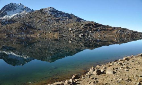 Zdjęcie NEPAL / Langtang National Park / Gosaikunda / Gosaikunda Lake