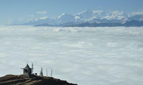 Zdjecie NEPAL / Gosaikunda / Laurebina Pass / Od Annapurny po Manaslu