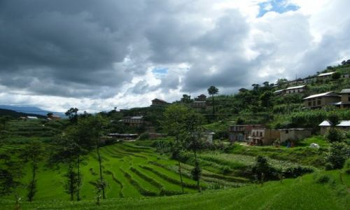 Zdjecie NEPAL / - / Bhaktapur / treking Bhaktapur