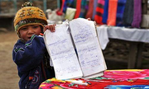 Zdjecie NEPAL / Langtang / ok.Laurebiny / lista zyczeń na Nowy Rok
