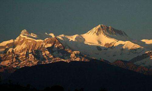 NEPAL / - / Między Pokharą a Beni / Annapurna