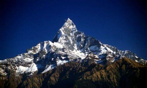 Zdjecie NEPAL / - / Machhapuchhre ( 6993 m npm) / Machhapuchhre ( 6993 m npm)