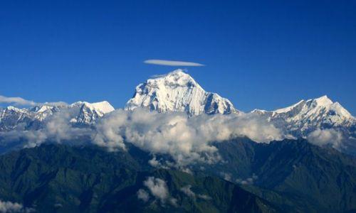 Zdjecie NEPAL / Himalaje / Poon Hill / Dhaulagiri