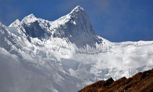 NEPAL / Annapurna / na szlaku / BarahaSikhar 7647m