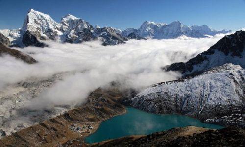 Zdjecie NEPAL / - / Gokyo Ri 5360m / Niesamowite Himalaje