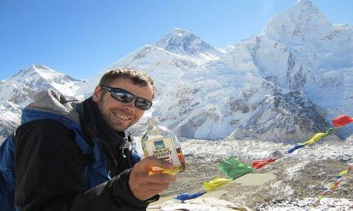 Zdjecie NEPAL / - / Himalaje / Everest Whisky