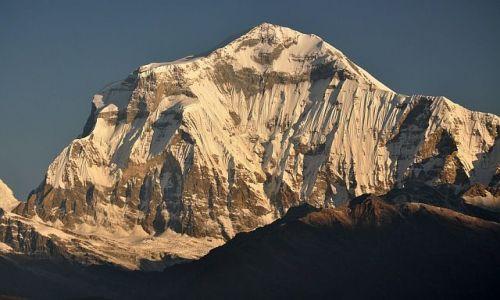Zdjecie NEPAL / PoonHill / Poon Hill / Dhaulaghiri 8164m