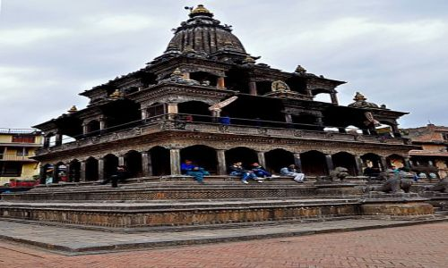 Zdjecie NEPAL / - / Kathmandu  / Kathmandu 4