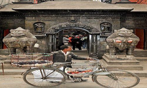 Zdjecie NEPAL / - / Kathmandu  / Kathmandu 5