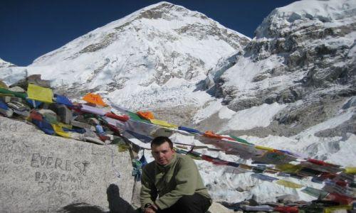 Zdjecie NEPAL / - / Himalaje / Łezka w oku na mysl o tym wyskoku .