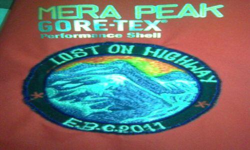 Zdjecie NEPAL / - / Himalaje / Łezka w oku na mysl o tym wyskoku