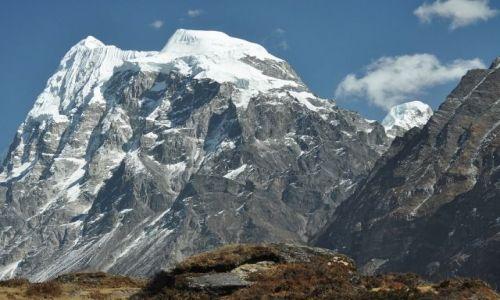 Zdjecie NEPAL / Langtag / Langtang / Langshisa Ri ( 6427m )
