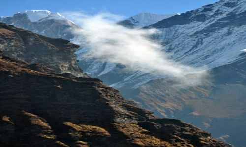 Zdjecie NEPAL / Annapurna Base Camp / Annapurna / w górach