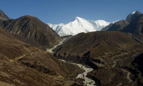 Zdjecie NEPAL / Khumbu / Khumbu Gokyo / W drodze do Gokyo