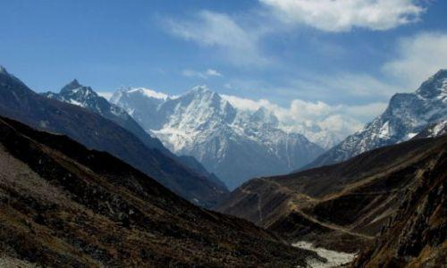 NEPAL / Khumbu / Khumbu Gokyo / Himalaje 4