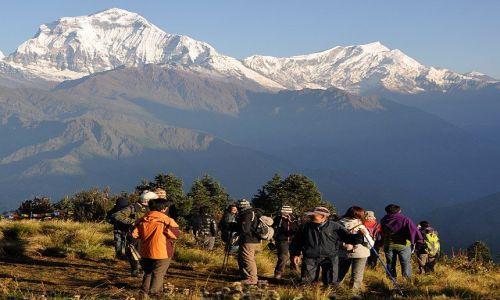 Zdjecie NEPAL / Annapurna / Poon Hill / Poon Hill