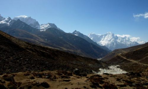 Zdjecie NEPAL / Khumbu-Gokyo / Khumbu Gokyo / Himalaje Khumbu