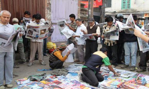 Zdjecie NEPAL / - / Kathmandu / Czytelnia