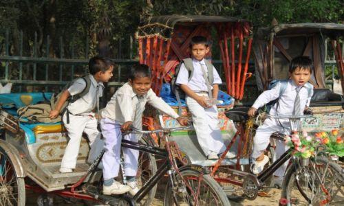 Zdjecie NEPAL / - / Lumbini / Wszędzie takie same.. :)
