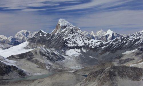 Zdjecie NEPAL / West Col / West Barun Glacier / Ama Dablam - West Col