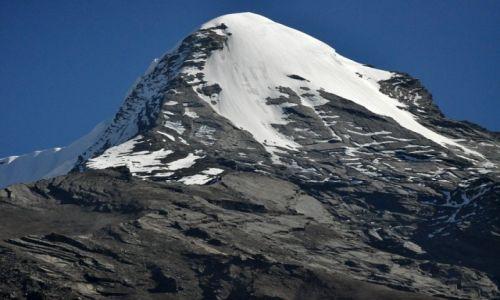 Zdjęcie NEPAL / Annapurna Round Trek / okolice Humde / Pisang Peak 6091 m