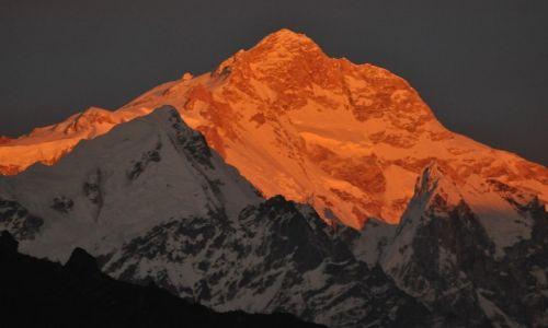 Zdjęcie NEPAL / Annapurna Round Trek / Chame / Manaslu 8156m